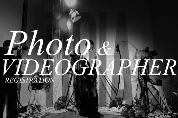 Photo & Videographers for XOIA Campaigns
