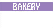 Bakery Monarch Labels - Monarch 1110 Series