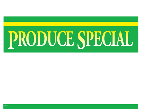 Produce Special 1up - #20043