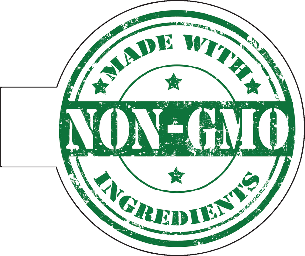 Non-GMO Shelf Talker