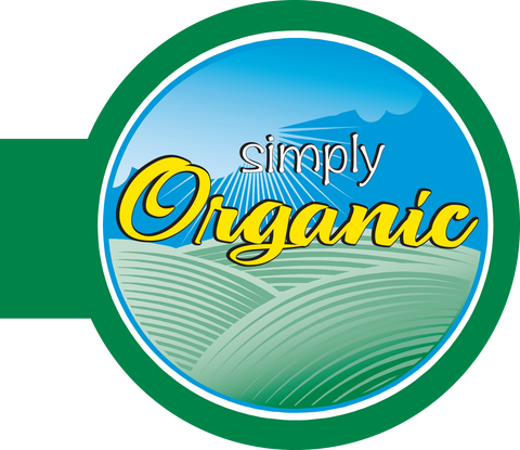 Simply Organic Shelf Talker Sign - 50 pk