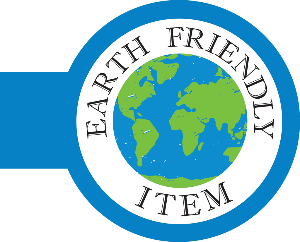 Earth Friendly Item Shelf Talker Sign - 50 pk