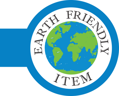 Earth Friendly Item Shelf Talker