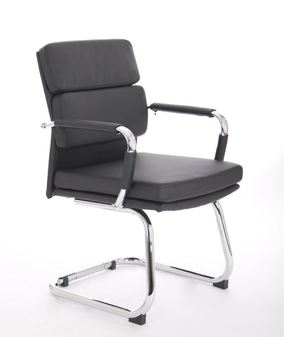 Advocate Medium Back Visitor Chair - Office Chairs 2 Go - 1