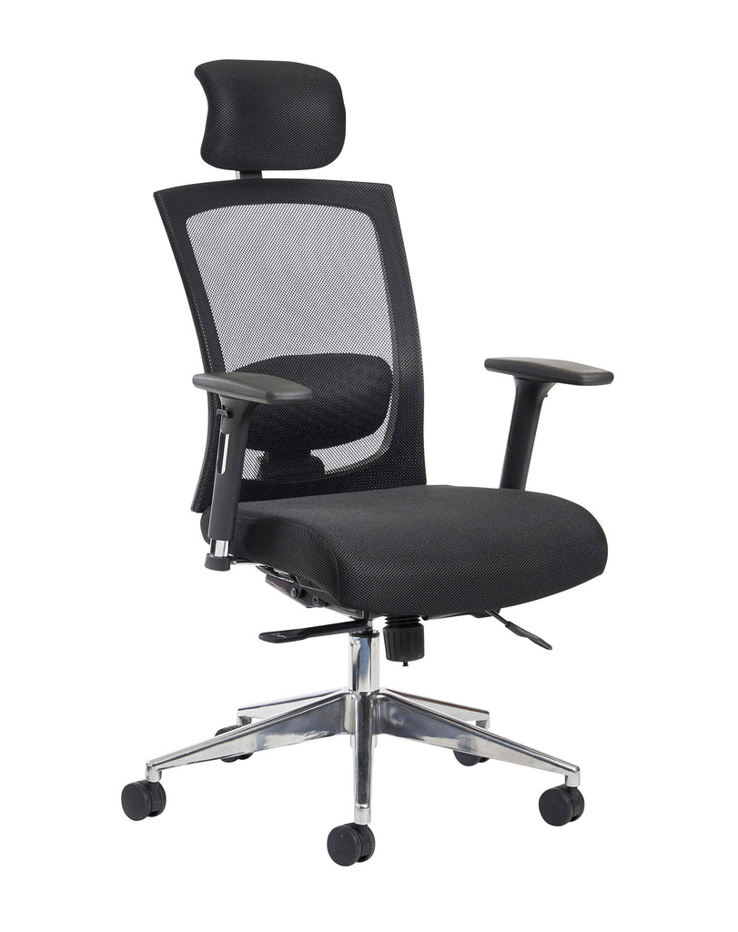 Gemini 300 Series Mesh Task Chair | Choice of Arms and Headrest