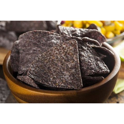 Mexican Flavoured Blue Corn Chips