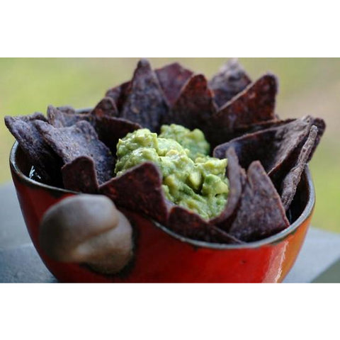 Sea Salt Purple Corn Chips