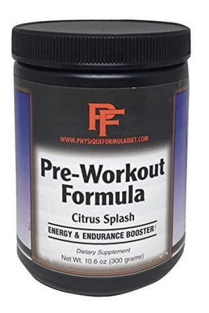 Natural Keto Pre Workout Supplement