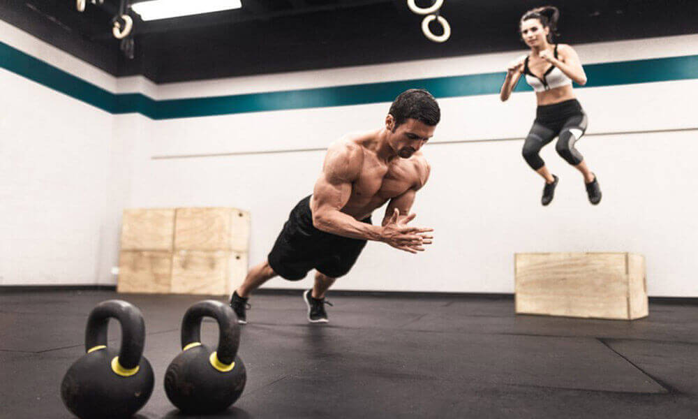 5 Crossfit Kettlebell Workouts To Build Muscle