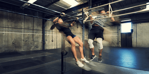 Crossfit Partner Workouts (Partner WODS)