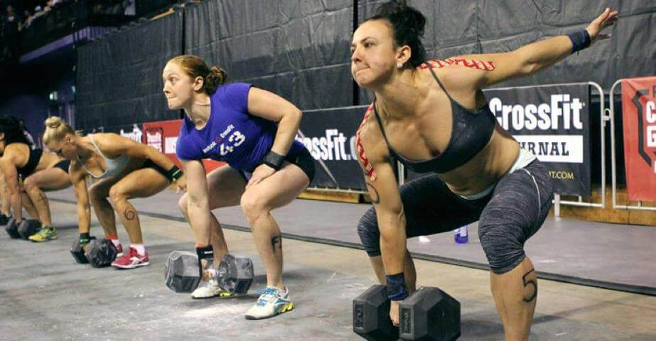 6 Crossfit Dumbbell Workouts To Improve Endurance