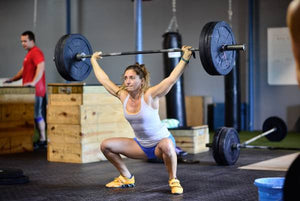 Mastering The Overhead Squat