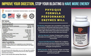 Biofilm Enzymes: Biofilm Enzymes For Defense, Dissolving, Removal - Physique Formula