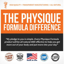 Load image into Gallery viewer, Physique Formula Natural BCAA Powder