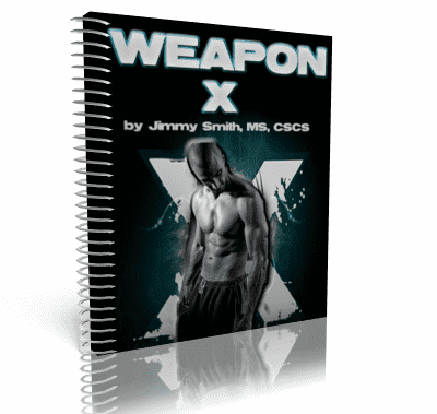 Weapon X Workout - Physique Formula