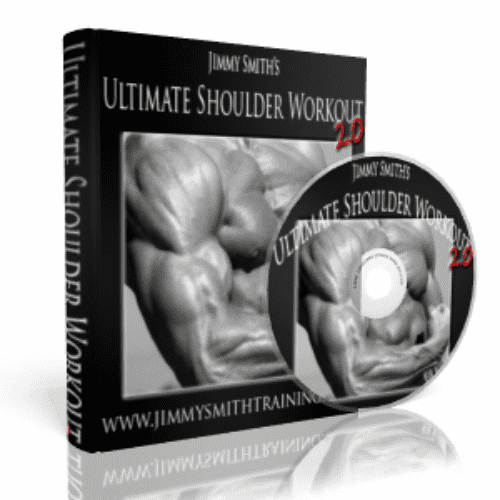 Physique Formula Ultimate Shoulder Workout - Physique Formula