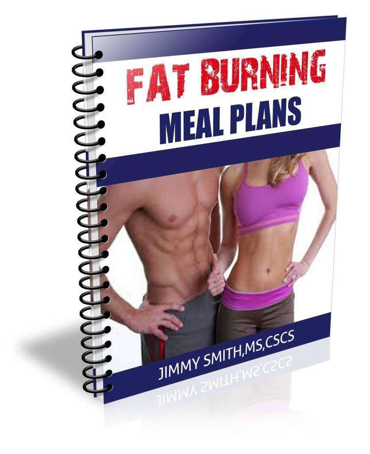 126 Fat Burning Meal Plans - Physique Formula