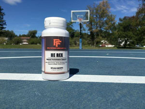 Physique Formula HE REX: Natural Herbal Testosterone Booster Supplement For Men, Testosterone Boosting Supplement For Men over 40,50 & 60. Herbs To Boost Testosterone Naturally - Physique Formula