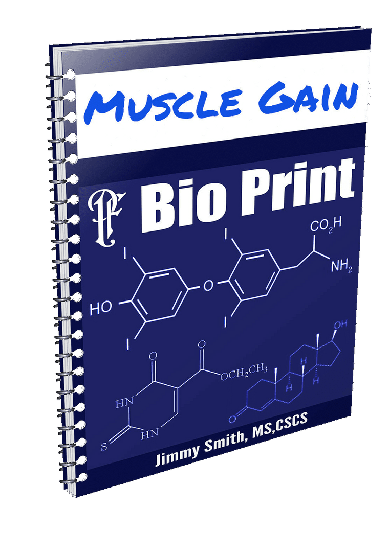 Muscle Gain BioPrint - Physique Formula