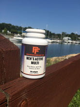 Load image into Gallery viewer, Physique Formula Men's Natural Multivitamin MCT Oil 30 Day Supply