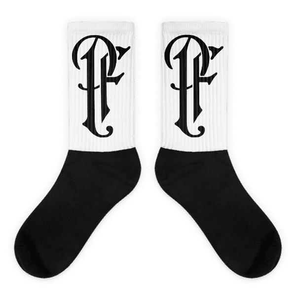 Physique Formula Two Tone Training Socks-Comfort Guaranteed! - Physique Formula