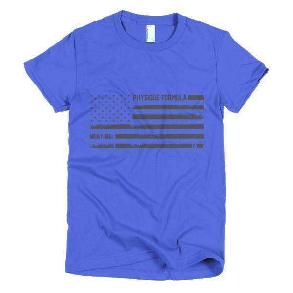 PF Flag Women's T-Shirt - Physique Formula