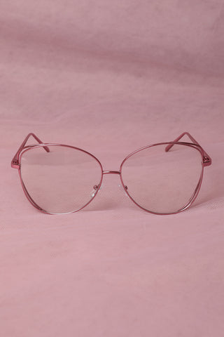 Clear Aviator Glasses-Gcoco Online Store