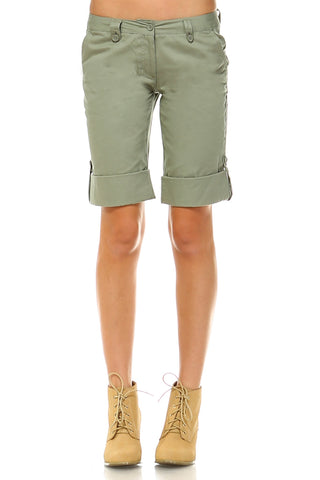 Women's Cargo Shorts-Gcoco Online Store