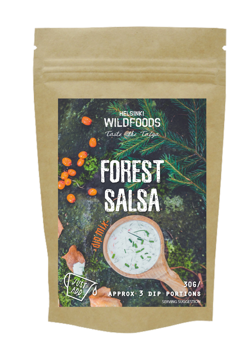 Picture of Helsinki Wildfood's Forest Salsa product
