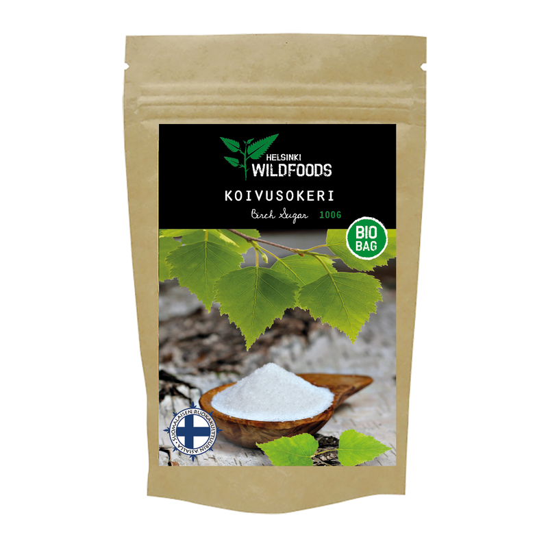 picture of Helsinki Wildfoods' Birch Sugar product