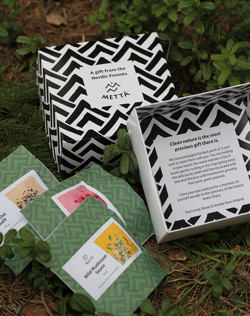 METTÄ Gift Package for 3 products, Limited Edition
