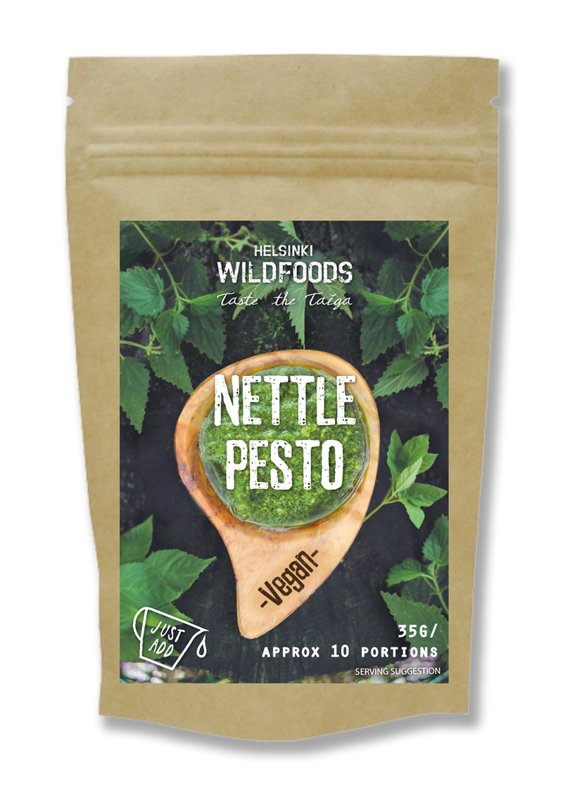 Nettle Pesto 35g (10 pesto portions)