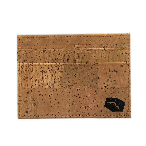 Light Cork Cardholder Wallet