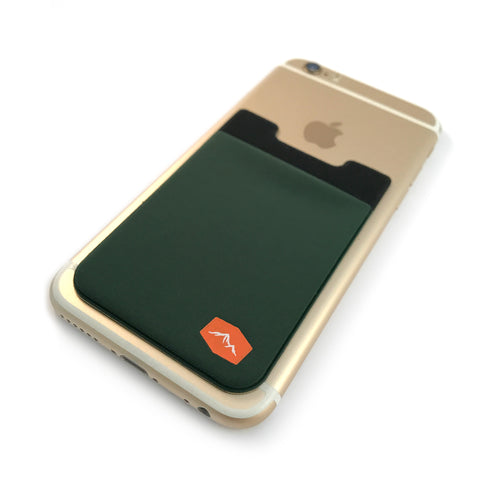 Forest Phone Wallet