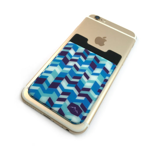 Glacier Phone Wallet