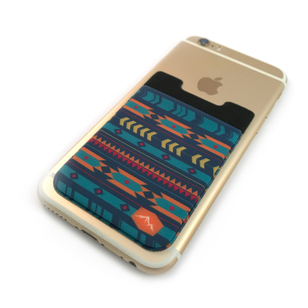 Inca Phone Wallet