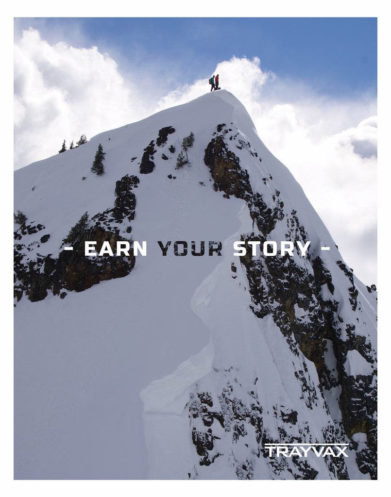 Earn Your Story: Triumph