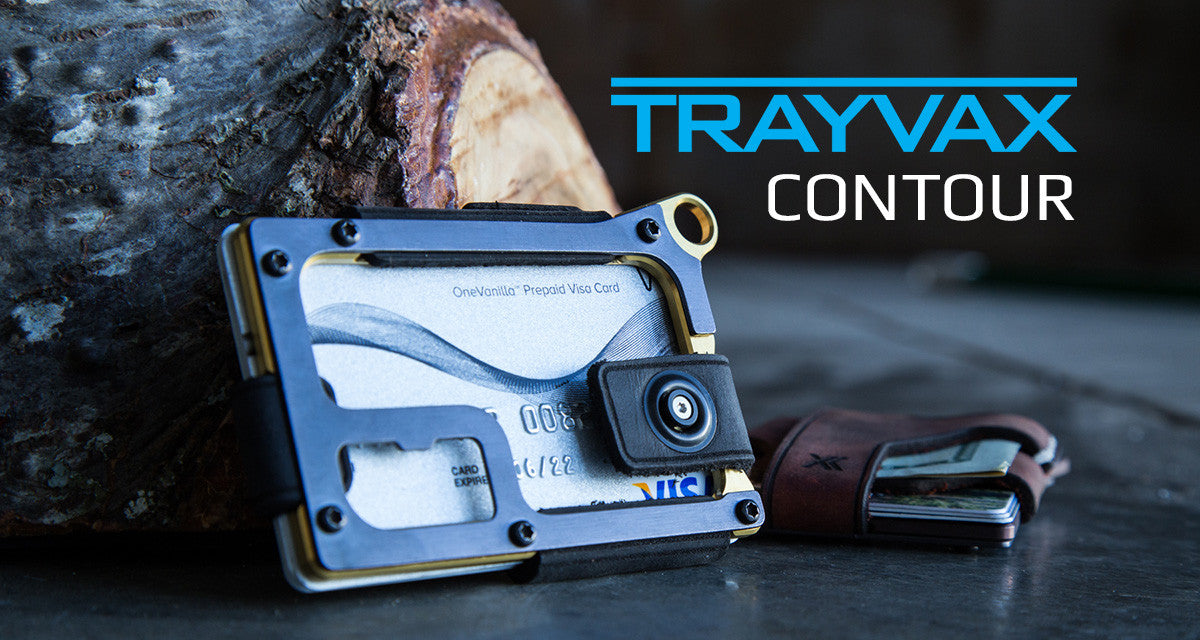 The Trayvax Contour: Rugged & Refined