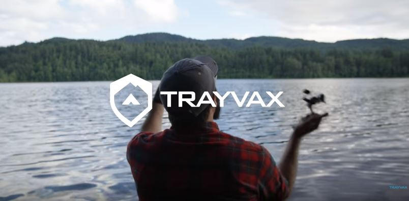 Gone Fishing with Trayvax