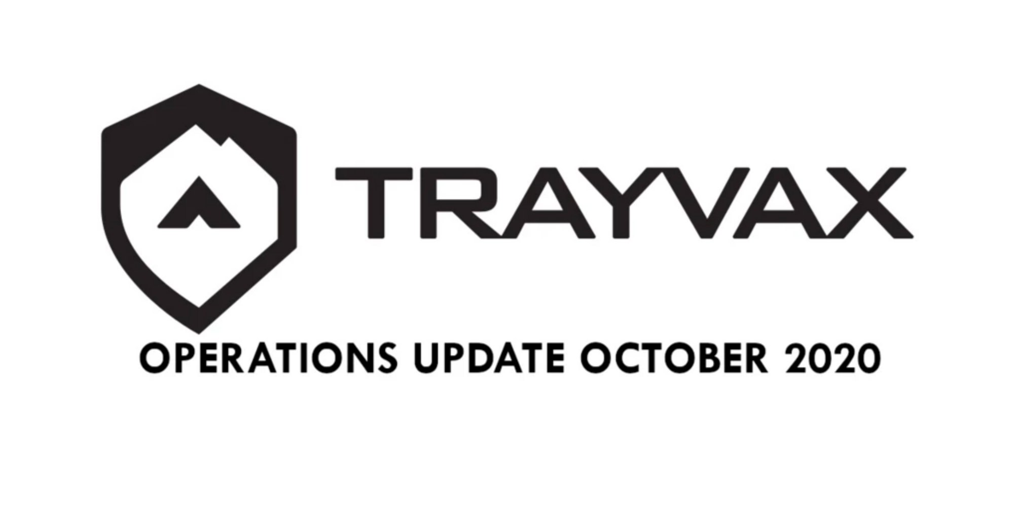 Operations Update: October 2020