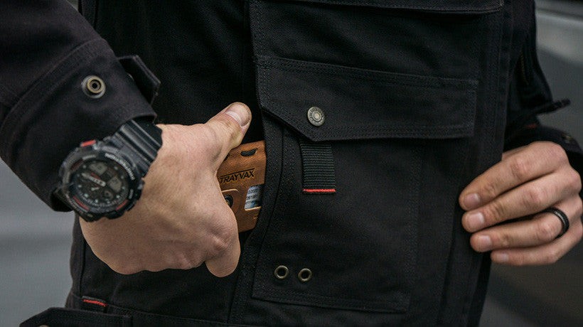 What are Front Pocket Wallets?