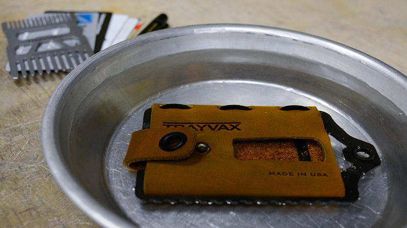 How to Soak your Trayvax Element