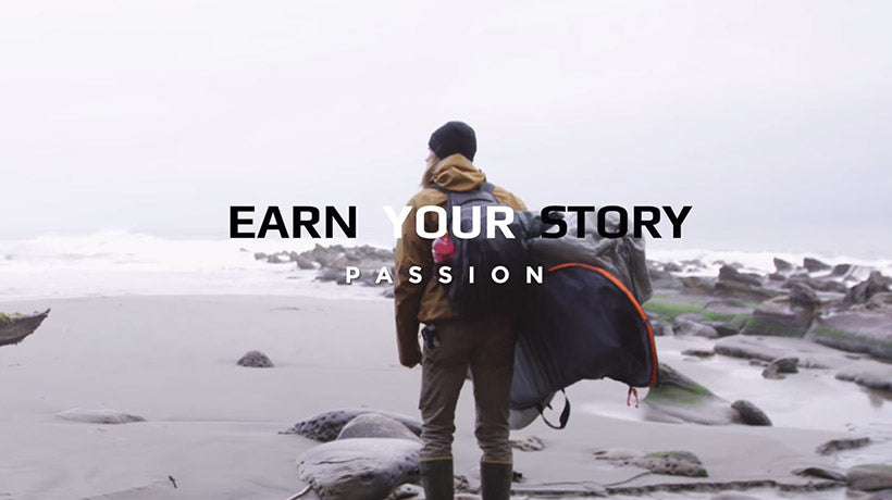 Earn Your Story: Passion