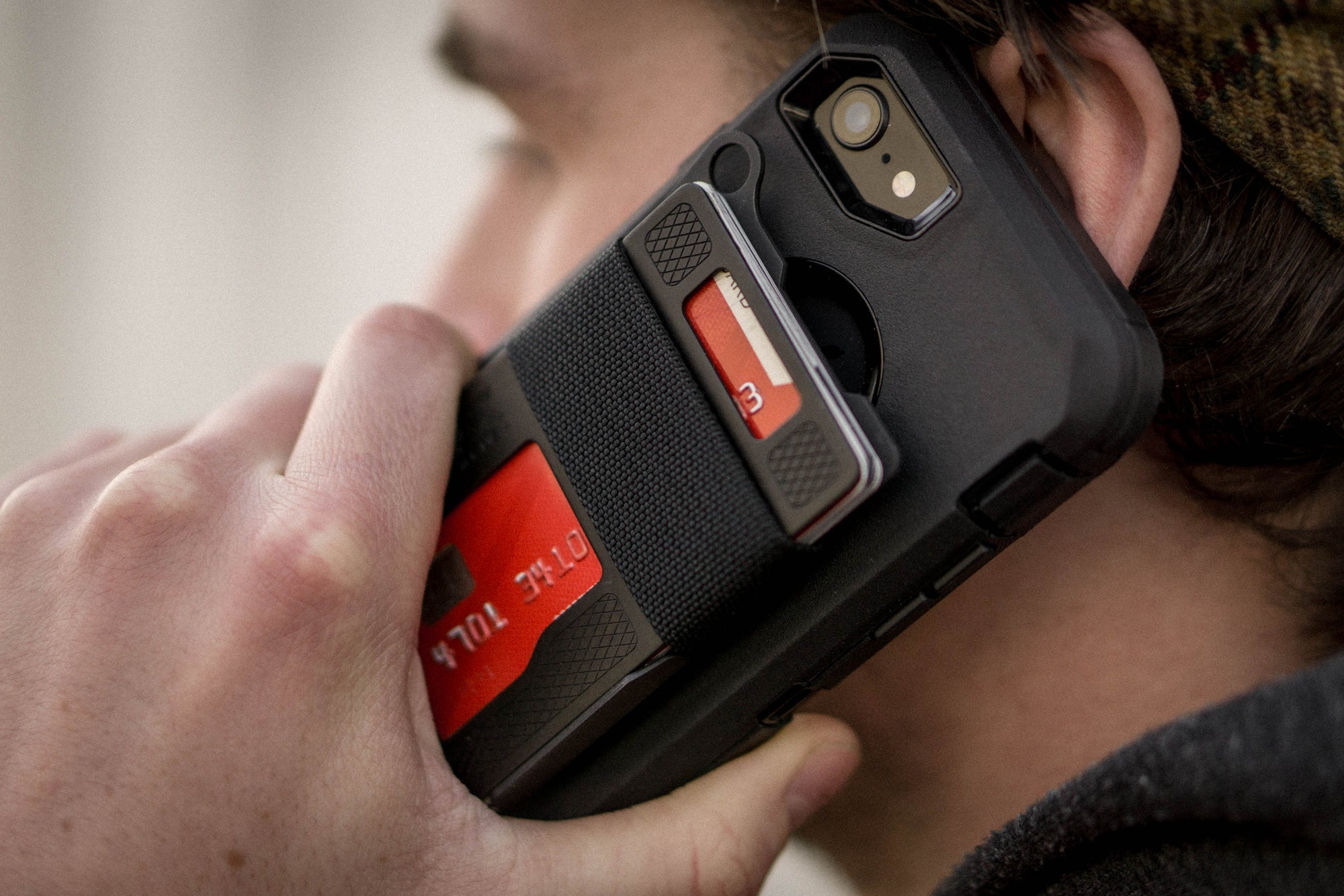 Get a Grip! Introducing Our New Cell Phone Wallet Attachment