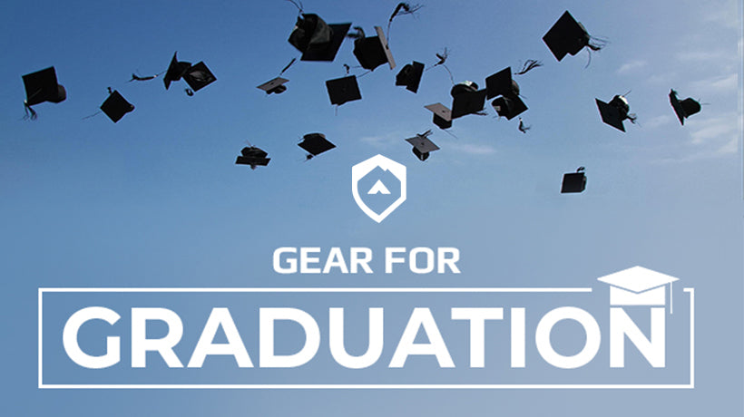 Gear for Graduation - 6 Gifts Your Grad Will Love and Actually Use