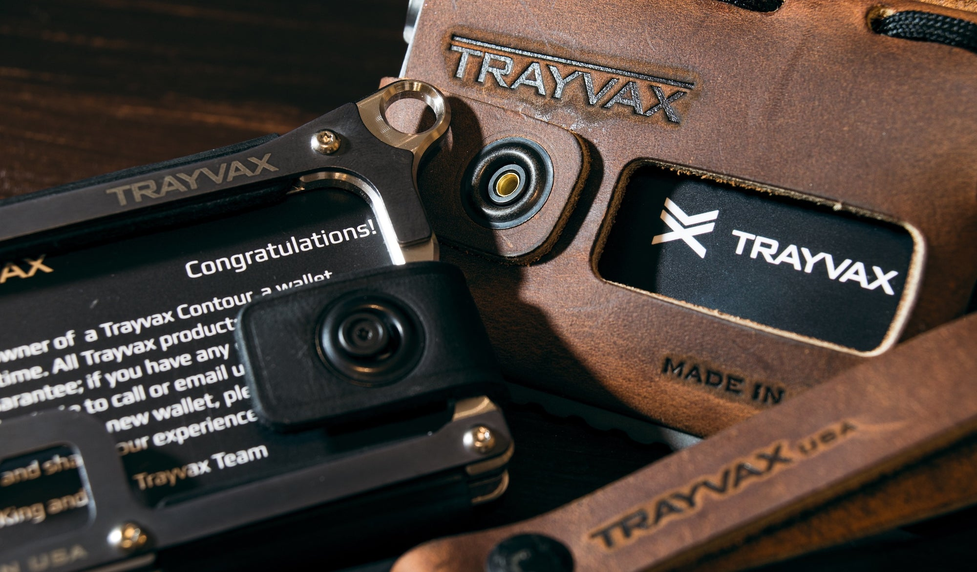 Which Trayvax Wallet is the Best?