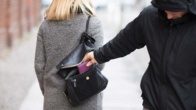 Pickpockets on the Rise: 5 Tips to Protect Yourself