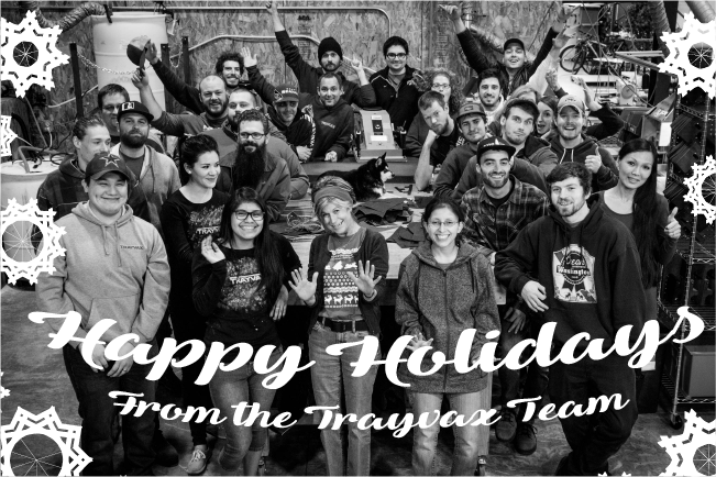 Happy Holidays from Trayvax
