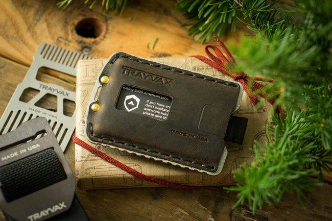 Trayvax Ascent, Shift and Cinch on table
