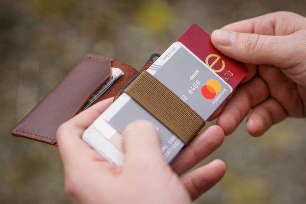 Summit Wallet with Notebook Sleeve